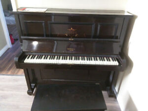Beautiful vintage piano....for free!