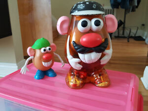 MR POTATO HEAD AND FRIENDS / M. PATATE ET AMIS