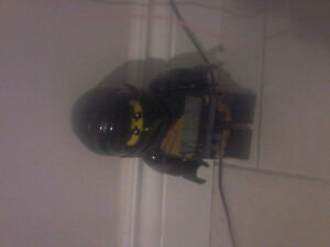 Lego Ninjago Full size Clock works and in great condition