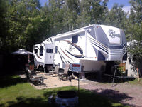 TERRY LX 5TH WHEEL BY FLEETWOOD