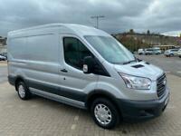 Ford Transit 2.0TDCI 130BHP MWB L2H2 Trend WOW JUST 7,000 MILES NO VAT SUPERB!