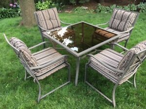 2 Patio Dining Sets
