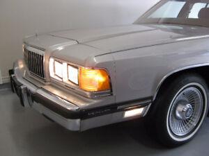 1991 MERCURY GRAND MARQUIS COLLECTOR [ CAR PARTS.]