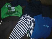 Baby Boy Cloths 12 – 24 Months + Shoes ALL 5$