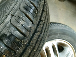 ***MOVING AWAY SOON * MUST GO*** 205/60/15 - Brand New - 2 tires