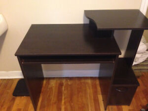 Next to new desk and chair $80