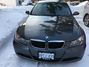 2007 BMW 3-Series 328i Sedan- Low KM