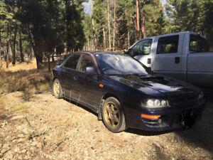 1995 Subaru WRX Sedan