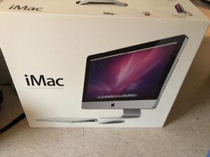 """Broken 21.5"""" iMac. Mid 2010."""