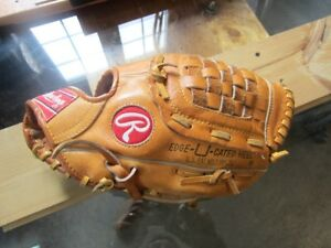 RAWLINGS ADULT LEATHER BALL GLOVE