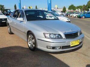 2005 Holden Caprice WL Silver 5 Speed Sports Automatic Sedan Minchinbury Blacktown Area Preview