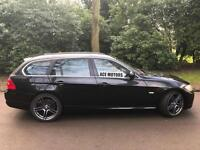2011 BMW 318 2.0TD Touring Exclusive Edition,Full Blk Leather,Family Business