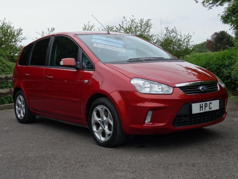2009 ford c max 1 6 tdci dpf titanium 5dr in portsmouth hampshire gumtree. Black Bedroom Furniture Sets. Home Design Ideas
