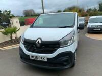 2015 Renault Trafic van 1.6 DCI BUSSINESS+ NO VAT