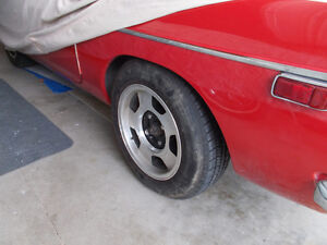 FOR SALE (4) 14 inch Rims for MGB, Toyota or Datsun 240Z used Kitchener / Waterloo Kitchener Area image 3