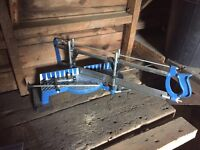 Hand mitre saw very good condition
