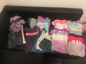 Girls clothes 18 mths & 18-24 mths