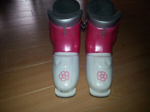 Size 1, 250mm (mondo size 20.5) Techno G40 downhill boots Prince George British Columbia image 2
