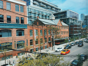 Co-working Space In the Heart of King St West