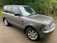 Range Rover Vogue 3.6 TDV8 4X4 Land Rover Grey Automatic 2008