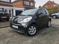 Toyota iQ 1.0 VVT-i 2011 free road tax