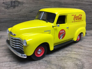 1948 Chevy Panel Delivery Van Truck 1:18 diecast