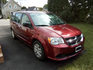 2016 Dodge Grand Caravan CVP - 3 years warranty left! ARNPRIOR