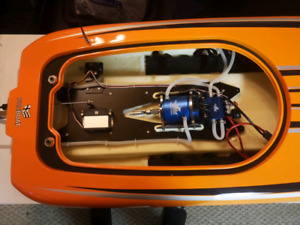 48 inch proboat zelos rc electric boat