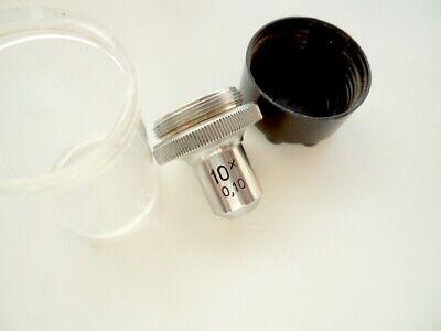 Lens Uv 10x010 Ultraviolet Lomo Microscope