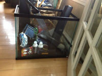 25 Gallon Fish Tank and Accessories for Freshwater Fish