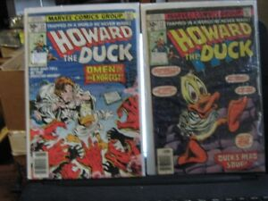 howard the duck comics ( first aperance of kiss in a comic book)