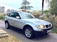BMW X3 SE 2.0 Diesel Manual - Fully Prepared - Fully Serviced - New MOT