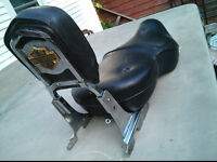 Seat and backrest for sale
