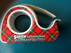 Scotch Christmas tape London Ontario image 2