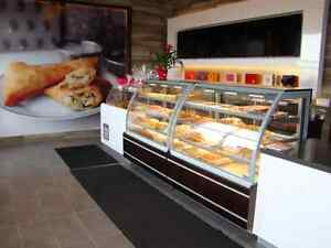 Pastry, Bakery, Gelato, Deli, Meat, Fish, Produce, Display Cases