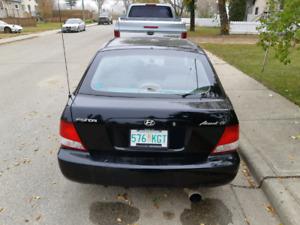2001 Hyundai Accent GS