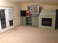 Walkout Basement suite in spring Bank Hill SW Utilities included