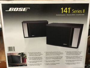 New!! Bose 141 speakers
