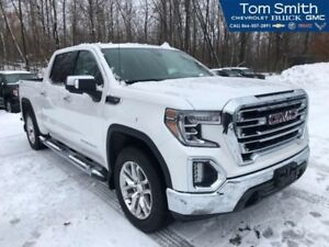 2019 GMC Sierra 1500 SLT  - Navigation - Sunroof - $435.19 B/W