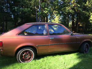 1981 Chevrolet Chevelle Coupe (2 door)