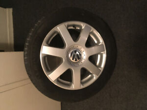 VW OEM ALLOY 16 BBS RIMS - Michelin tires - oem VW Bugatti rims