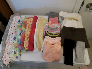 Baby girl clothes for sale!