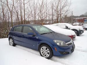 NEW MVI, NEW TIRES Astra xr loaded Hatchback, new tires ,mvi