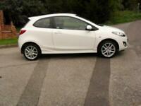 2011 Mazda 2 1.5 SPORT 3d 101 BHP Hatchback Petrol Manual