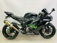 Kawasaki ZX-6R 636. FULL ARROW EXHAUST, BREMBO BRAKES !!