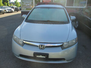 2008 Honda civic Sedan