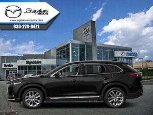 2016 Mazda CX-9 Signature  - Leather Seats - Low Mileage