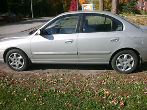 2006 Hyundai Elantra sil. Sedan Kawartha Lakes Peterborough Area image 4
