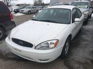 2004 Ford Taurus Cert e-test2900$ pls tax