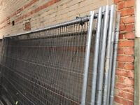 Heras Fencing x 15 and 6 bases. £150